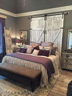 18 Charming Country Bedroom Designs That Will Delight You ...
