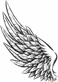 Tattoos for men and women wings tatuajes de alas de angel, t Kunst Tattoos, Bild Tattoos, Body Art Tattoos, New Tattoos, Tattoo Drawings, Sleeve Tattoos, Tattoos For Guys, Tattoo Sketches, Tattoo Art