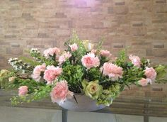 Claveles y rosas/ Carnations and Roses
