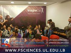 Game Design and Development master students at GameDev Meet Up More info: fs.ul.edu.lb/s/2O fs.ul.edu.lb/s/2O