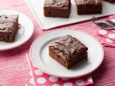 Chocolate Sheet Cake recipe from Ree Drummond via Food Network