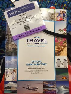 Constant improvement, to earn your expert title #learning #travel #tix15 #anytimebookings