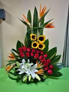 arreglos florales naturales baja california sur envio gratis