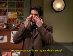 Recipes for Sandwiches Eaten on TV Shows