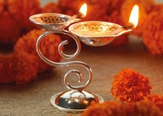 Buy Pure Silver Designer Jewellery Collection In P N Gadgil & Sons Diwali Decorations At Home, Festival Decorations, Sterling Silver Necklaces, Silver Jewelry, Silver Earrings, Silver Pooja Items, Silver Lamp, 925 Silver, Silver Furniture