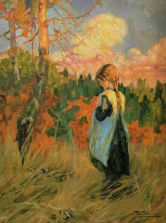 Alberto Pla y Rubio (1867-1937) Spanish Painter