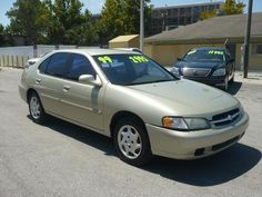 1999 nissan Altima  nissan altima  Pinterest  Nissan altima and