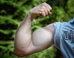 Treino para Braços: Todo mundo quer braços maiores certo? Então é só fazer muitos exercícios para bíceps? ou muitos exercícios para tríceps? Não!! Muitas vezes por usar uma estratégia errada somente o aumento de volume não é suficiente, e pode ocorrer um overtraining nessa região e seu braço encolher!