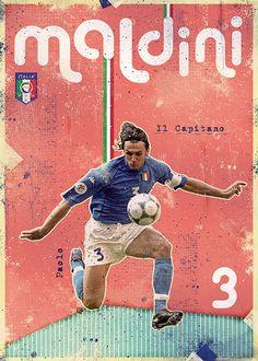 Azzurri Italia on Behance