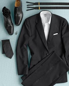 """See the """"Groomsmen Accessories: To Match or Not to Match?"""" in our Bridal Party Attire gallery"""