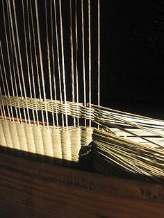 Japanese Tatami Weaving