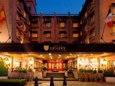 Hotel Geneve. Mexico