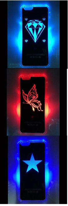 Now you'll never loose your phone because these cases flash during the calls. So if you always loose everything, this case is just for you! Check out these awesome flashing iPhone cases now.