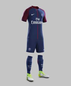 fd5d0a9de The PSG home kit introduces a more vibrant