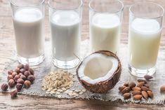 Pflanzliche Milchersatzprodukte