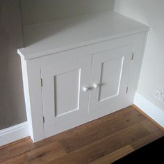 The Shelving Company: Alcove Cupboards