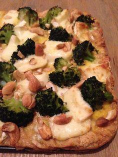 Broccoli brie cashewnoten taartkl