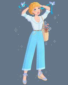 Disney Princess Drawings, Disney Princess Art, Barbie Princess, Disney Fan Art, Disney Pixar, Disney Princesses, Modern Disney Characters, Fictional Characters, Twisted Disney