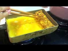 日式玉子燒 ﹣超簡單易做,只要有秘密工具 - YouTube