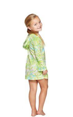 Lilly Pulitzer Little Noelle Tunic Dress