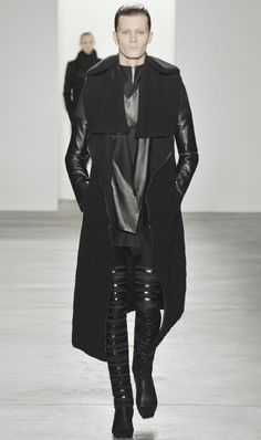 RAD — Rad Hourani #5 AKA: reminiscent of  Anakin Skywalker's attire in Star Wars episode 3: Revenge of The Sith. SO EPIC!! #StarWars