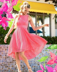 375b8c741a Spring into Fashion · No one knows spring pattern and statements like Lilly  Pulitzer.  GrandBoulevard Valentine s Day Outfit