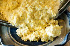 Fresh Corn Casserole #veg