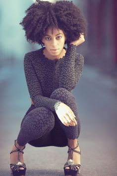 Solange....she stays in her lane by design