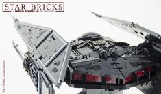 LEGO Star Wars TIE Silencer UCS