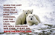 Like this pin if you believe we need to save the Arctic! Sign the petition for Green Peace! Absolutely no tricks! Just the satisfaction of knowing you helped a place that can't speak for itself! savethearctic.org