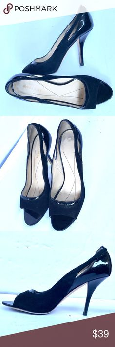 Kate Spade New York Black Heel Shoes Sz 8.5 Some signs of wear, but in a good condition. 👠👠 kate spade Shoes Heels