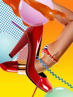 Mat Maitland Eighties Pop Montage 90s Design, Retro Graphic Design, Love Collage, Collage Art, Nocturne, Fashion Illustration Collage, Fashion Collage, Fashion Through The Decades, Summertime Sadness