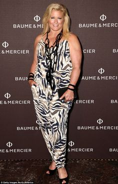 Emme (51) fashion's original plus-size model launches Fashion Without Limits