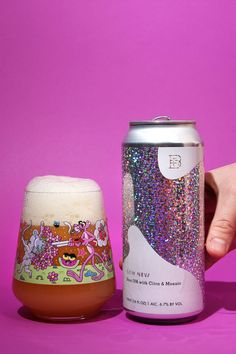 Craft beer has stepped up their game by making their cans and designs more visually appealing! Check out these cool and crafty beer cans you'll want to keep! #chilledweekends #cocktails #drinks #mixology #bar #drink #bartender #happyhour #craftcocktails #drinkup #cocktailbar #cocktailporn #cheers #liquor #cocktailhour #chilled100 #beer #craftbeer Beer Memes, Beer Quotes, Beer Humor, Beer Can Art, Beer Label Design, Best Craft Beers, The Jam Band, Craft Cocktails, Best Beer