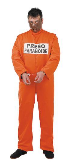 traje de preso americano