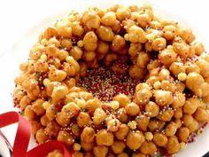 La cicerchiata marchigiana - credits foto: bettybluincucina.blogspot.it Scopri le tradizioni carnevalesche delle Marche: http://www.sarnanoturismo.it/notizie/carnevale-dei-dolci-carnevale-delle-marche-ricette-tipiche-dellentroterra/
