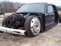 STFB Crewcab Longbed RHD. 22.5 semi wheels - S-10 Forum