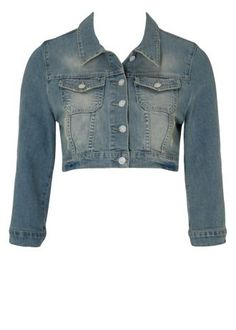 New Style Denim Jacket In Blue