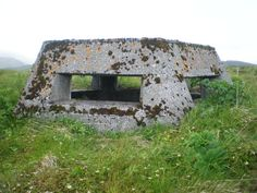 "WW2 ""Pill Box"" in Dutch Harbor,AK"