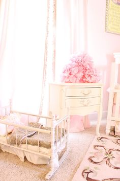 <3 this doll's cradle! Perfectly Imperfect Blog
