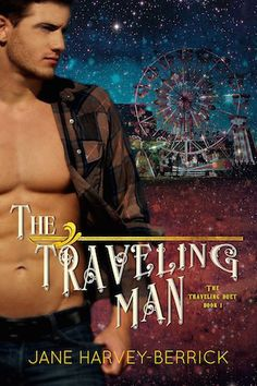 """He could breathe fire, he could eat flames, but the word 'love' burned on his lips.""  The Traveling Man by Jane Harvey-Berrick is NOT your average LOVE Story! No it's MUCH BETTER!  >>Review: http://booksunhinged.com/the-traveling-man/"
