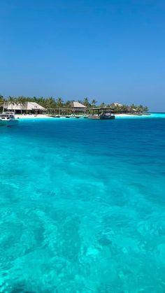 doounias on Instagram: 💙 📍 Hurawalhi Maldives Babel, Maldives, Beautiful World, Beach, Outdoor Decor, Instagram, The Maldives, The Beach, Beaches