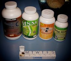 I have decided that starting today, I am faithfully going to take my vitamins again and also start a regular exercise routine. I am hoping that this will help me to keep off the few pounds that seem to creep back on, and also help to exercise and str  Help maintain your normal weight Get more info http://www.DailyVitaminRequirem