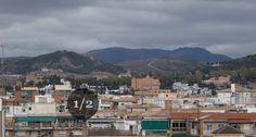 GRANADA | ZAIDÍN | Vistas de Hotel Alhambra Palace, Torre de la Vela, San Miguel Bajo.