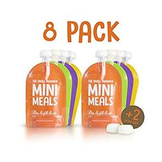 Reusable food pouches for baby reusable baby food pouches on reusable food pouches for baby reusable baby food pouches on amazon pinterest pouches food and babies forumfinder Gallery