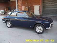 Alfa Romeo GT Junior 1300 - 1972