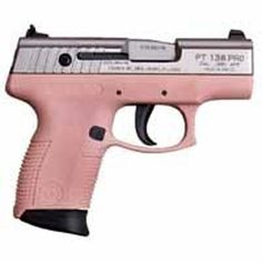 This is it! 9MM in Pink! How cute!  yea..come on!!