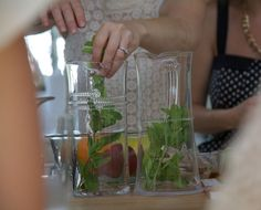 In the Vegan Kitchen with Spork Foods: Healthy Sangria Recipe