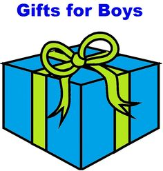 Gift ideas for boys - Simple, easy and perfect for Birthdays or holidays | Time4felt.com