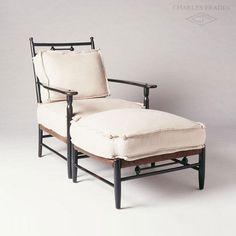 Newport Rush Lounge Chair - charles fradin